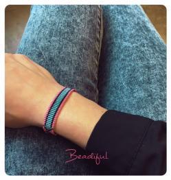 Gemaakt door Beadiful.juwelry