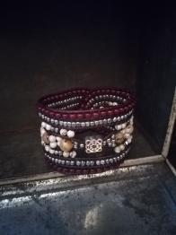 Gemaakt door Jacqueline Meijer M&G Bracelets